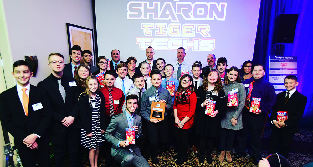 Sharon Robotics Teams Recognized as Champion Organization of the Year