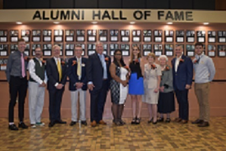 Sharon High Hall of Fame- Class of 2019 Inducted