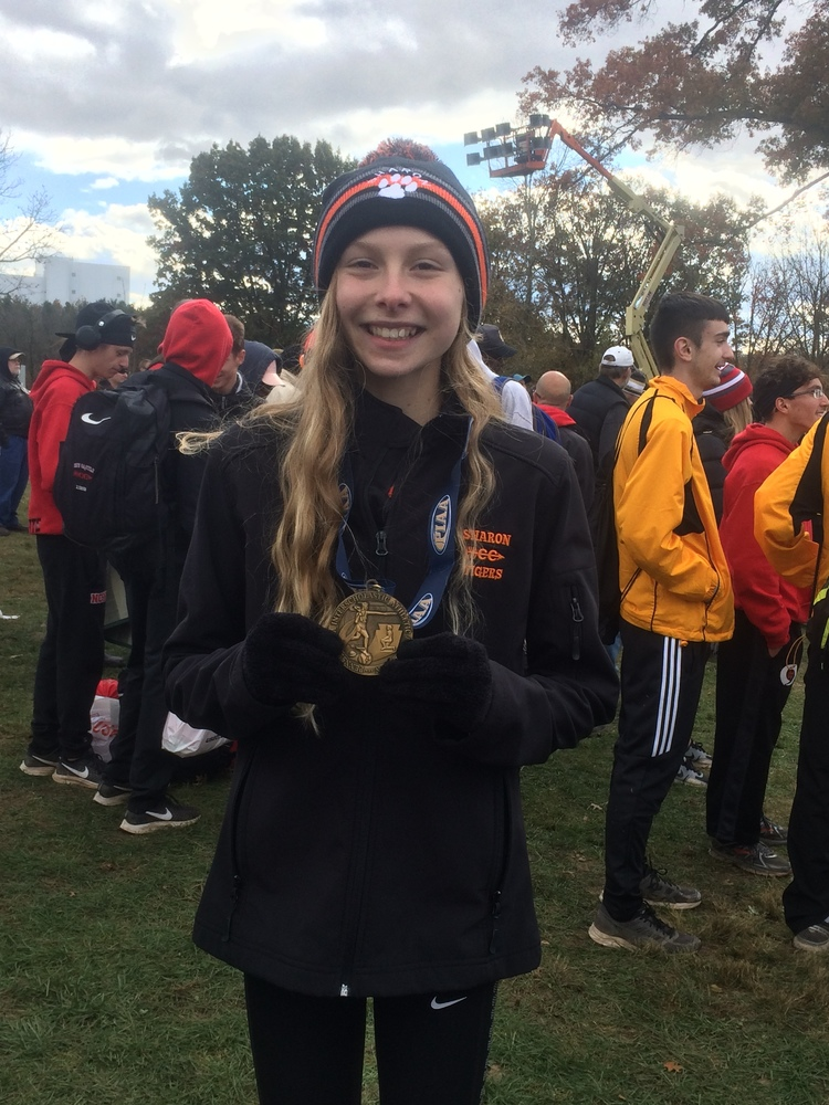 Gianna Labbiento Defends Mercer County XC Title