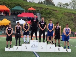 Noah Weese Takes D10 AA Javelin Crown